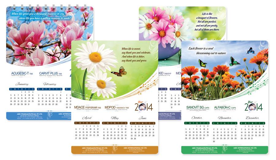 Creative Wall Calendar Ideas : Melioration branding design creative conceptual